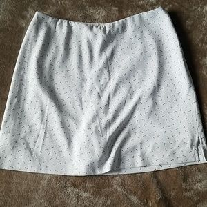 Banana Republic Stretch Skort Sz 6